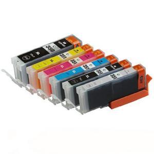 残量表示可能】BCI-351XL+350XL/5MP・BCI-351XL+350XL/6MPキャノン対応互換大容量インクタンク、色選自由 mixy4