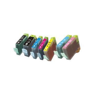 【残量表示可能】BCI-7E+9/5MP,BCI-7E/6M キャノン対応互換インク、MP600、iP4200、iP7500等使用 mixy4