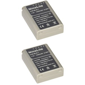 TKG』 【2個セット】 BLN-1 オリンパス互換バッテリーのお得な2個セット