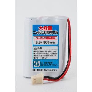 CP-BT09_TKG』 BK-T401 HHR-T401 HHR05TA3A12 BT76228A BT76228B UG-4405 HHR-TA3/1BA1 DBT100 電池パック-077 ET-IZCLBATT-1 24iZ-DHCL-BATT 対応充電池