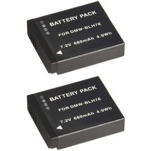 TKG』 2個セット】 DMW-BLH7パナソニック互換バッテリーのお得な2個セット|mixy4