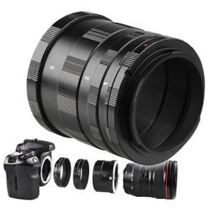 ER1 / キャノン CANON 一眼レフ EOS カメラ ・ EF ・ EF-S レンズ 用 接写 リング ・ エクステンション チューブ マクロ 撮影 など用