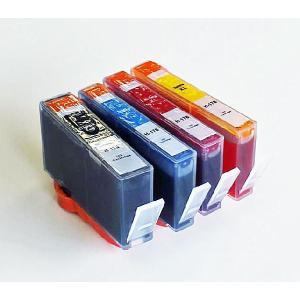 【4色マルチパック・ICチップ付】 HP178XL増量タイプ互換インク/B109A/Plus B209A/Wireless B109N等対応|mixy4