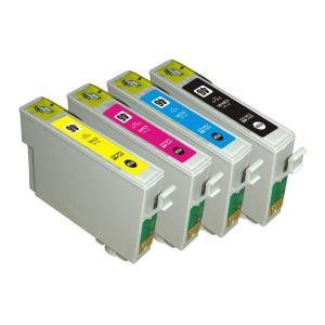 【4色セット】エプソンIC4CL46 ,ICBK46/ICC46/ICM46/ICY46/PX-101、PX-401A、PX-501A等対応互換インク|mixy4
