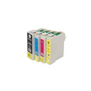 【4色パック】エプソンIC4CL56 ,PX-201, PX-502A, PX-601F対応互換インク|mixy4