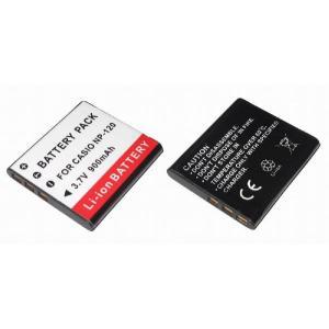 TKG』 カシオ NP-120 互換バッテリーEXILIM EX-ZS26/EX-ZS25/EX-S...