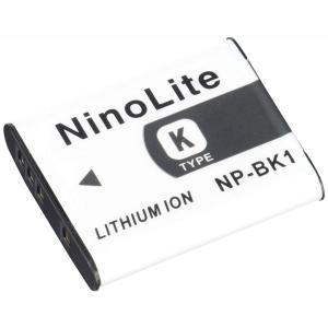 TKG』 ソニー NP-BK1 互換バッテリーDSC-W190、MHS-CM5等対応
