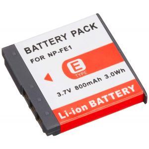 KeyW : デジタル カメラ バッテリー NP-FE1 battery NP-FE1 sony s...
