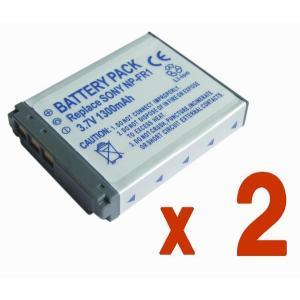 KeyW : デジタル カメラ バッテリー NPFR1 battery NP-FR1 sony so...