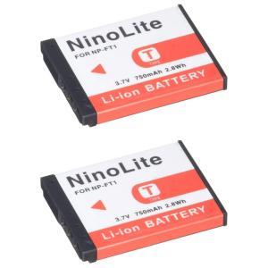 TKG』 【2個セット】NP-FT1 ソニー互換バッテリーのお得な2個セット