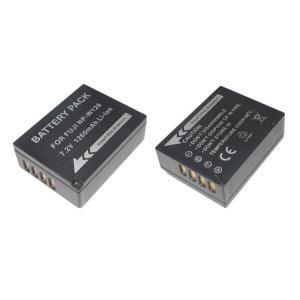 KeyW : デジタル カメラ バッテリー NPW126 NP-W126S NPW126S batt...