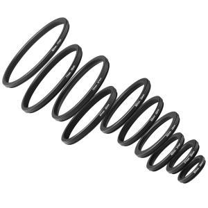 TKG』 カメラレンズ用ステップダウンリング アルミ合金製 17サイズからの選択 Step-Down Ring|mixy4
