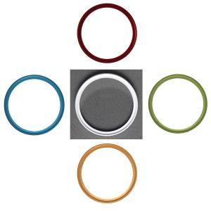 NinoLite UVフィルター 62mm 5色選択 カメラ レンズ 保護 フィルターの上からレンズキャップが取り付け可能な構造|mixy4