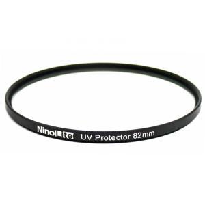 NinoLite UVフィルター 径 82mm カメラレンズ保護用 薄枠設計 mixy4