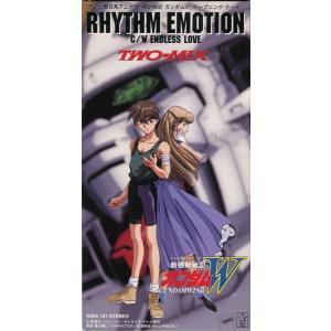 収録曲 1.RHYTHM EMOTION 2.ENDLESS LOVE  製作元:KING RECO...