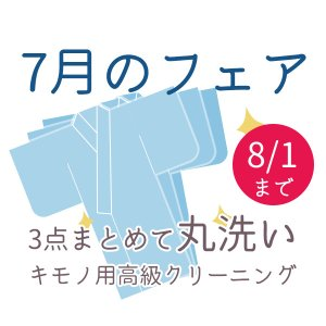 丸洗い まとめておトク 着物 帯 長襦袢など  3点 セット価格 着物類なら何でも 組み合わせ自由 高品質クリーニング 期間限定 st263|miyagawa-kimono