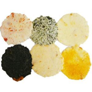 伊勢・志摩・鳥羽 浜焼煎餅 6種類の海鮮せんべい詰め合わせ 24 ...