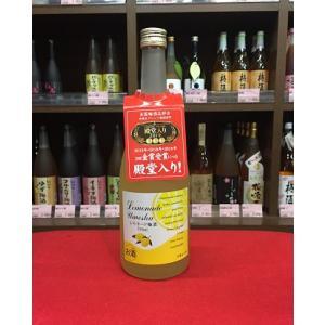 研醸 レモネード 梅酒 720ml|miyagen
