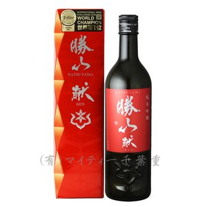 勝山 純米吟醸 献 720ml|miyagimarugoto