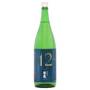 純米吟醸 浦霞No.12(ナンバートゥエルブ) 1800ml|miyagimarugoto