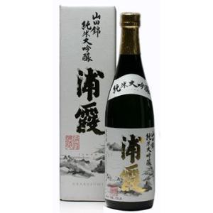 山田錦 純米大吟醸浦霞 720ml|miyagimarugoto