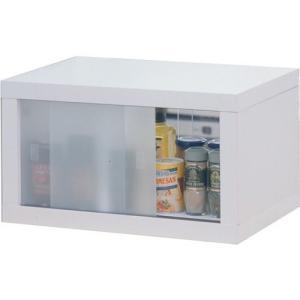 キッチン収納 スパイスラック 小物ラック キッチン収納  / 両面ガラス戸付カウンターラック45 miyaguchi