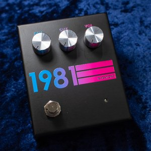 1981 Inventions/DRV Black Hyperfade 在庫あり|miyaji-onlineshop