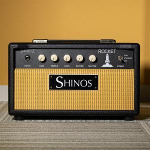 SHINOS&L/ROCKET HEAD Black 6L6GC【在庫あり】【即納可】|miyaji-onlineshop