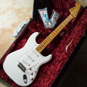 Fender Custom Shop/Jimi Hendrix Voodoo Child Signature Stratocaster Journeyman Relic (Olympic White)【在庫あり】【展示品特価】|miyaji-onlineshop
