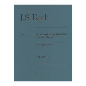 フーガの技法[Die Kunst der Fuge BWV 1080]|miyaji-onlineshop