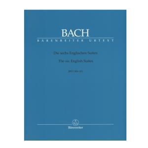 【ピアの楽譜】イギリス組曲[Englischen Suiten BWV 806-811]|miyaji-onlineshop