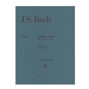 【ピアノ楽譜】イギリス組曲[Englische Suiten BWV 806-811]|miyaji-onlineshop