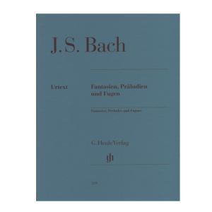 【ピアノ楽譜】幻想曲、前奏曲とフーガ[Fantasien Preludien und Fugen: BWV 803 804 944 906 902 923 etc.]|miyaji-onlineshop