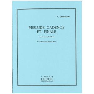 【サックス楽譜】前奏曲、カデンツァとフィナーレ/Prelude  Cadence et Finale miyaji-onlineshop