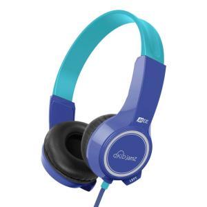 MEE Audio/KIDJAMZ HP-KJ-25 BL/キッズ用ヘッドホン|miyaji-onlineshop