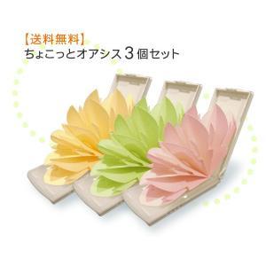 ちょこっとオアシス3個セット ※送料無料 miyaji-onlineshop