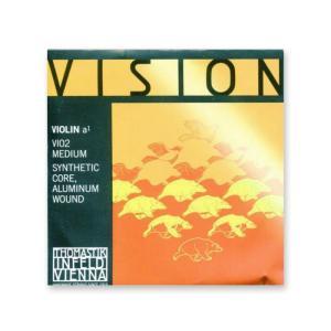 ヴァイオリン弦 VISION(ヴィジョン)A 1/2サイズ用 ※メール便対応|miyaji-onlineshop