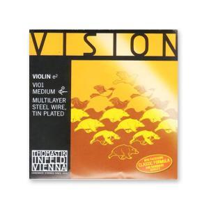ヴァイオリン弦 VISION(ヴィジョン)E 1/2サイズ用 ※メール便対応|miyaji-onlineshop