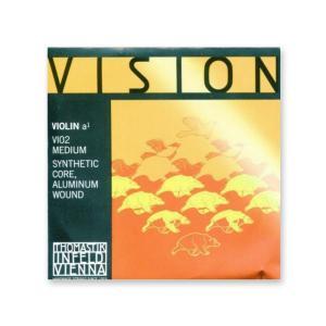 ヴァイオリン弦 VISION(ヴィジョン)A 3/4サイズ用 ※メール便対応|miyaji-onlineshop