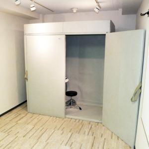 VERY-Q HQP1870 Booth Set[簡易防音室セットアイボリー]|miyaji-onlineshop