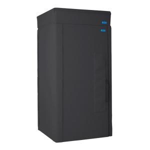 VERY-Q VQP960 Boothset(防音タイプ)[簡易防音室セットグレー]|miyaji-onlineshop