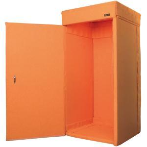 【新色オレンジ】VERY-Q TQP960 Booth Set[簡易防音室セット タンジェリン]|miyaji-onlineshop