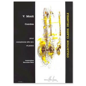 [Saxophone & Piano] モンティ チャールダーシュ ※メール便対応:代引不可 miyaji-onlineshop