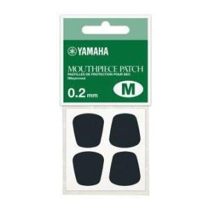 YAMAHA ヤマハ マウスピースパッチ MPPAM2 (B♭〜BassCL・A〜B.SAX用)【0...
