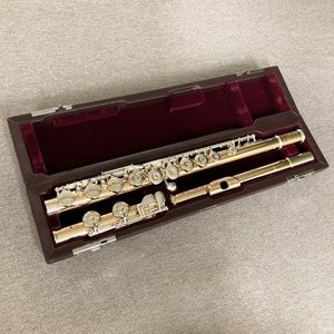 ムラマツ フルート 9KCCE 管体=9K金製 C管 Eメカ付き Muramatsu  送料無料 管楽器 在庫有り 完全調整 miyaji-onlineshop