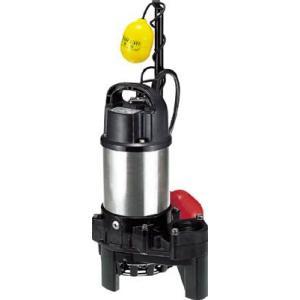 ツルミポンプ 自動運転 雑排水用水中ハイスピンポンプ バンクスシリーズPN型 40PNA2-25S 50HZ/60HZ|miyakeki