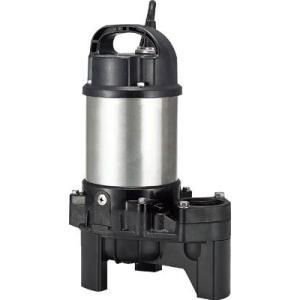 ツルミポンプ 非自動 汚物用水中ハイスピンポンプ バンクシリーズPU型 50HZ/60HZ|miyakeki