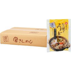 【冬季限定】ご家庭用 なべ焼きうどん 14食入 (簡易段ボール箱入り)|miyakishimen