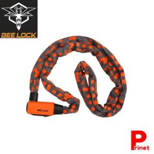 リード工業 バイク用ロック BEELOCK(ビーロック) LC-403A チェーンロック 直径6×長さ1800mm miyako-kyoto