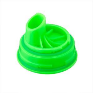 ベビースマイル 電動鼻水吸引器吸引ケース(緑)パッキン付き S-302用のパーツです。  部品・消耗...